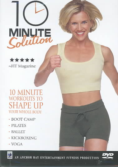 10 MINUTE SOLUTION (DVD)